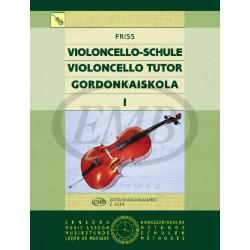 Friss Violoncello tutor vol 1