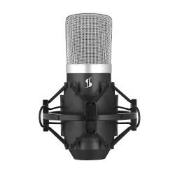 Microphone à condensateur, USB