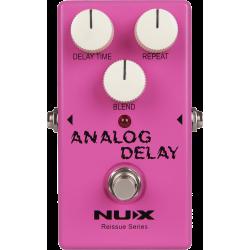 Pédale de delay analogique...