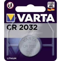 Pile bouton Lithium Varta...