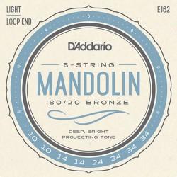 Cordes de Mandoline EJ62