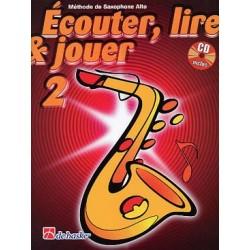 ECOUTER LIRE JOUER...