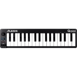 Clavier Maître Qmini USB-MIDI