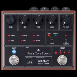 1 Free The Tone Ambi Space AS-1R Reverb d'occasion