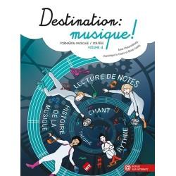 Destination musique vol 4...
