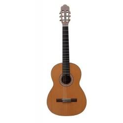 1 guitare classique primera Gaucher 1/2 d'occasion