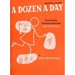 A dozen a day livre 4 (orange) sans CD