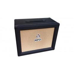 Orange PPC112, baffle guitare, noir