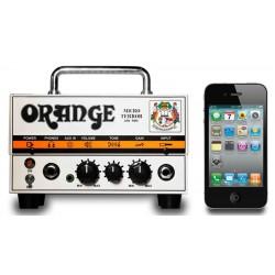 Orange Micro Terror, tête...