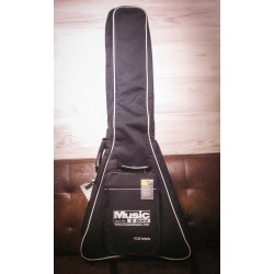 Gewa Housse guitare Economy 12 Guitare électrique Flying noir