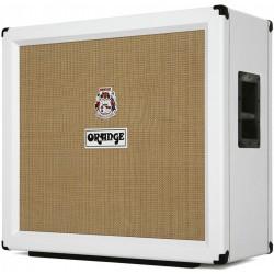 Orange PPC412, Baffle Guitare White - Limited Edition
