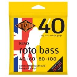 Roto Bass Medium 40 60 80 100