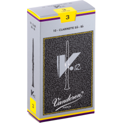 Anches clarinette Sib V12...
