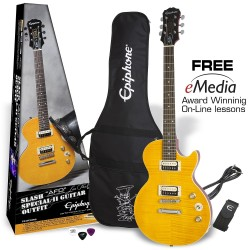 Slash AFD Les Paul Special II Guitar Outfit