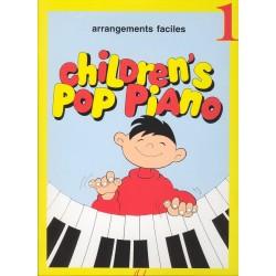 Children's pop piano Vol.1 - HEUMANN Hans Günter