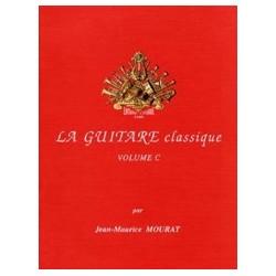 La Guitare classique Vol.C - MOURAT Jean-Maurice