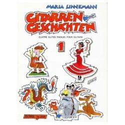 Gitarren Geschichten vol 1 de Maria Linnemann