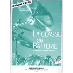 L a classe de batterie vol 3 d'Emmanuel Boursault et Guy Lefevre