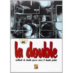 Monzat charles la double méthode + cd