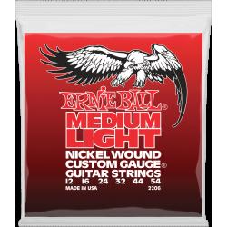 Nickel wound custom gauge...